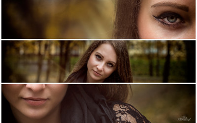 Autumn session with Alicja