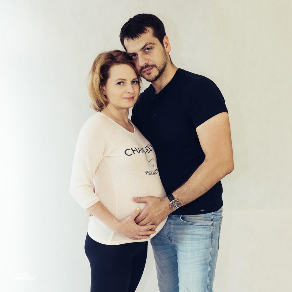 Monika i Maciej brzuszkowa-101