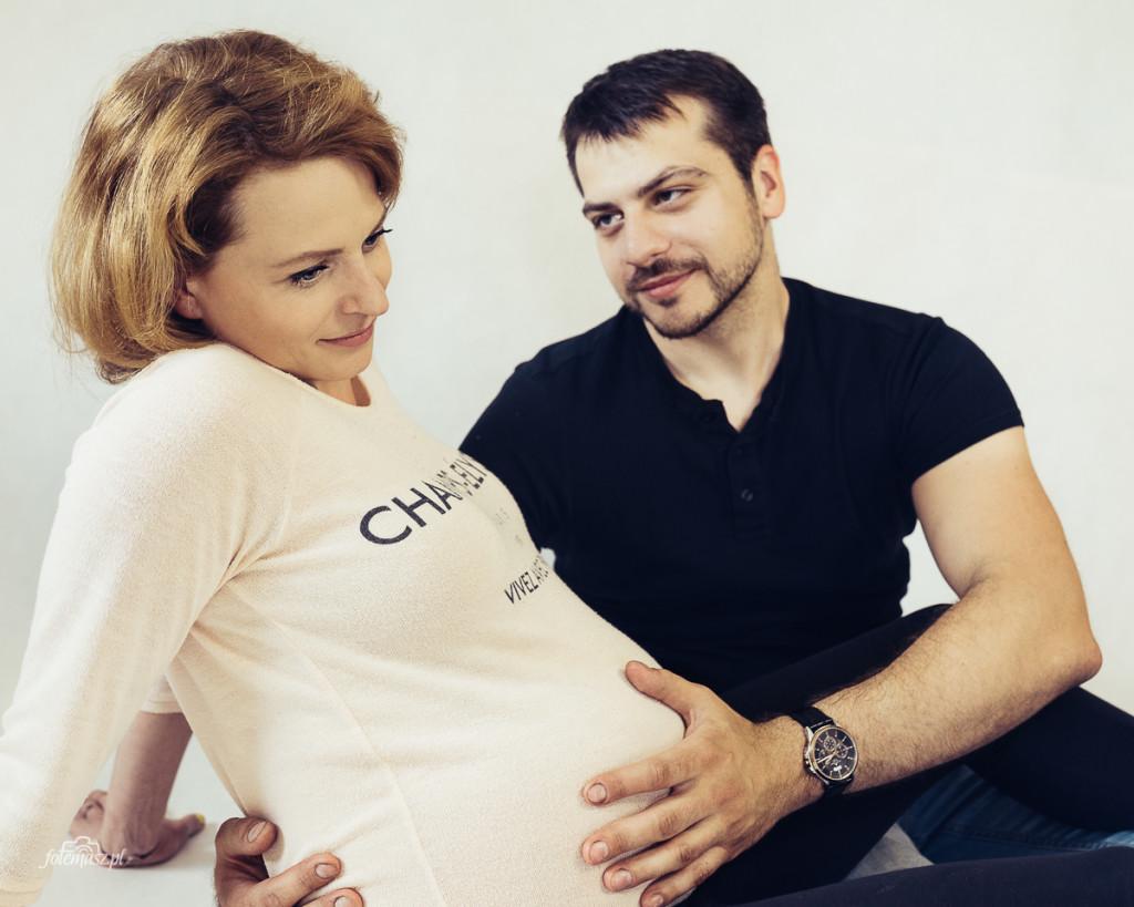 Monika i Maciej brzuszkowa-103
