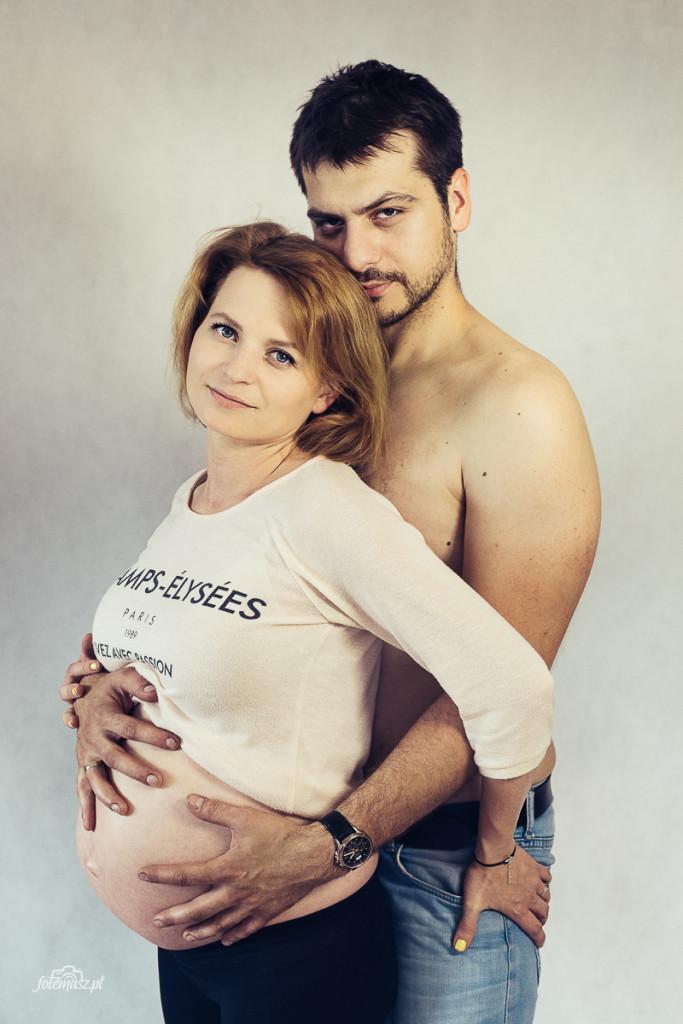 Monika i Maciej brzuszkowa-105