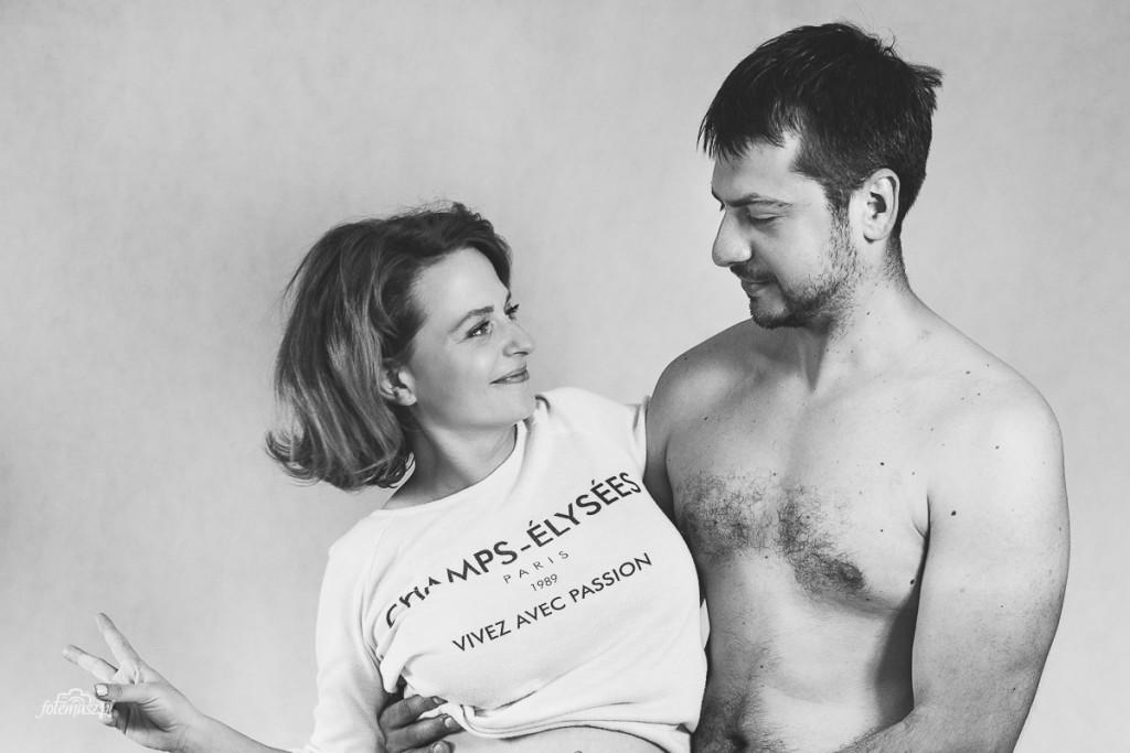 Monika i Maciej brzuszkowa-110