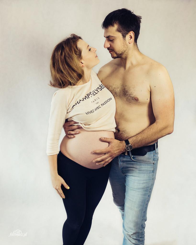 Monika i Maciej brzuszkowa-111