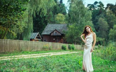 Sesja fotograficzna w Mazury – Dom z Patrycją