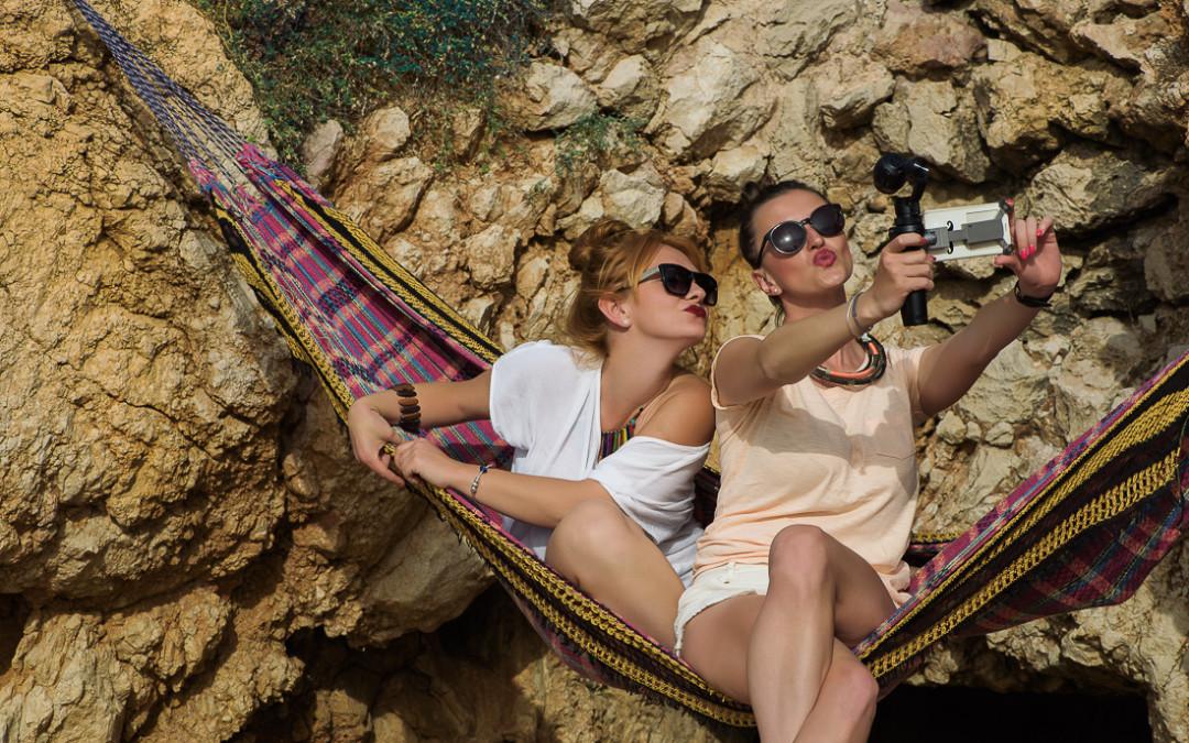 Sesja indywidualna z dziewczynami Ryanair prywatnie – Mallorca cz.1